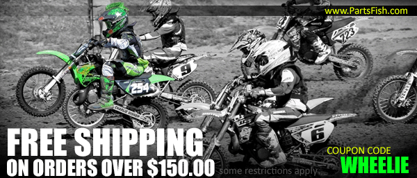 Free Shipping on orders over $150.00 use coupon code WHEELIE