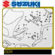 OEM parts for Suzuki