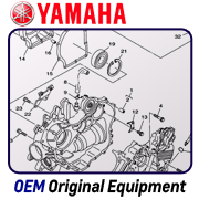 OEM parts for Yamaha